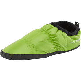 Nordisk Buty puchowe, peridot green